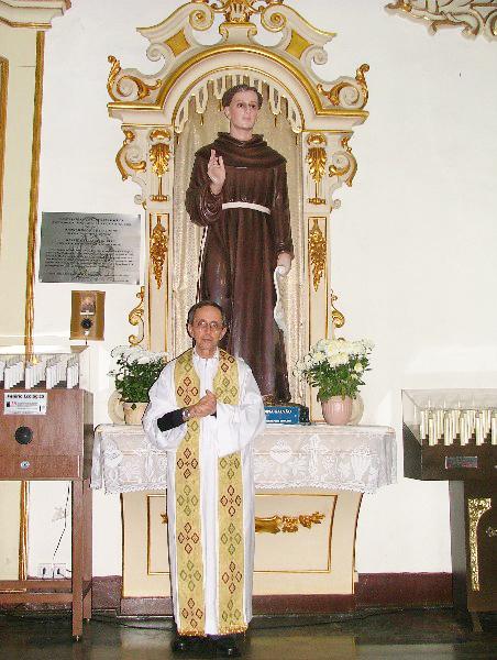 Pe. José Arnaldo (Capelão)