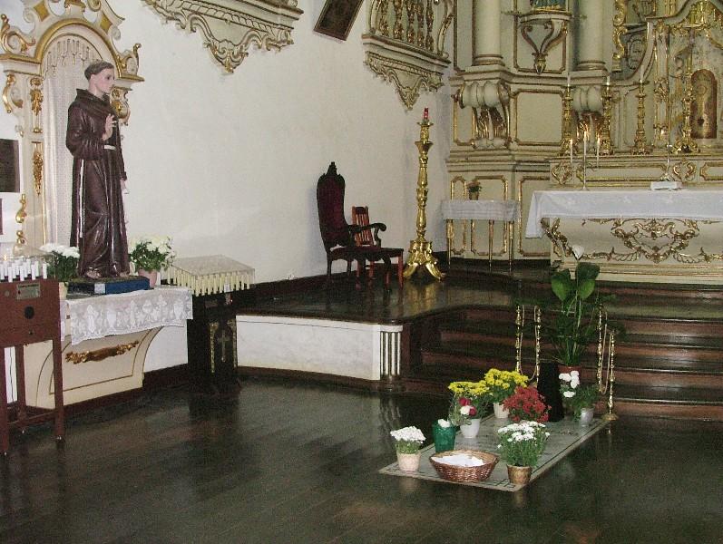 Túmulo de Frei Galvão
