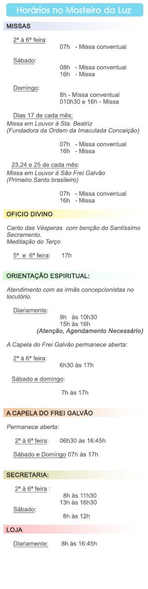 horarios_mosteiro